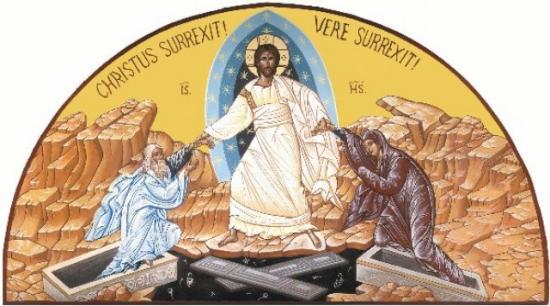 Krisztus feltámadt - Valóban feltámadt