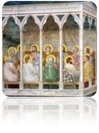(Giotto di Bondone 1304-1306. Fresco Capella)